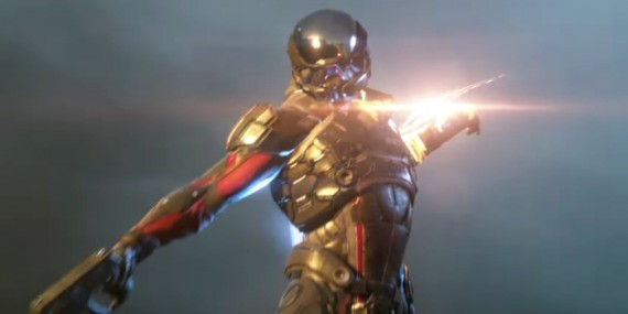Mass Effect Andromeda Wallpaper 'mass Effect Andromeda'