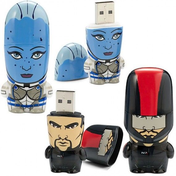 Mass Effect Flash Drives 570x570 Mass Effect Flash Drives
