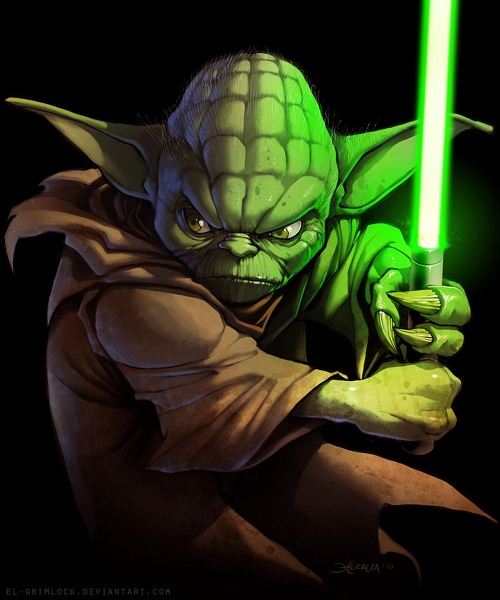 Master Yoda Star Wars Seven Samurai Movie 10 Star Wars Spin off Films We Want to See
