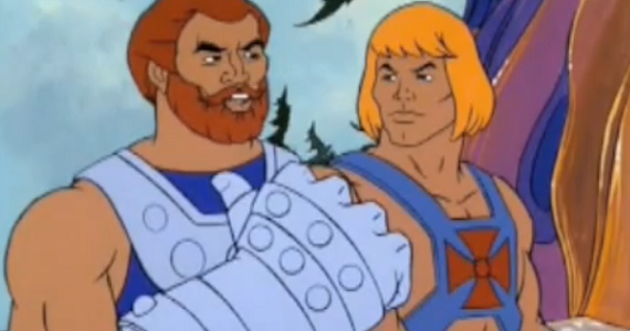 Masters of the Universe Fisto He-Man