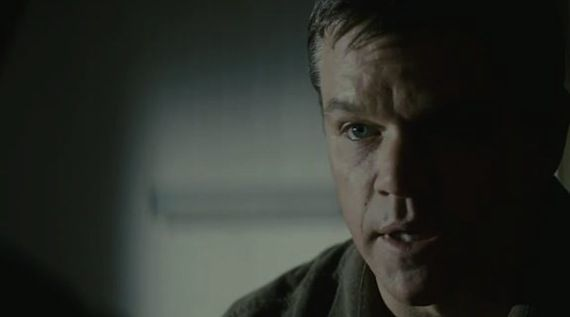 Matt Damon Hereafter trailer First Trailer for Clint Eastwoods Hereafter Steps into the Light
