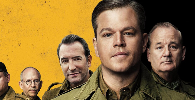 Matt Damon Interview The Monuments Men Matt Damon Talks The Monuments Men, Director George Clooney & Interstellar