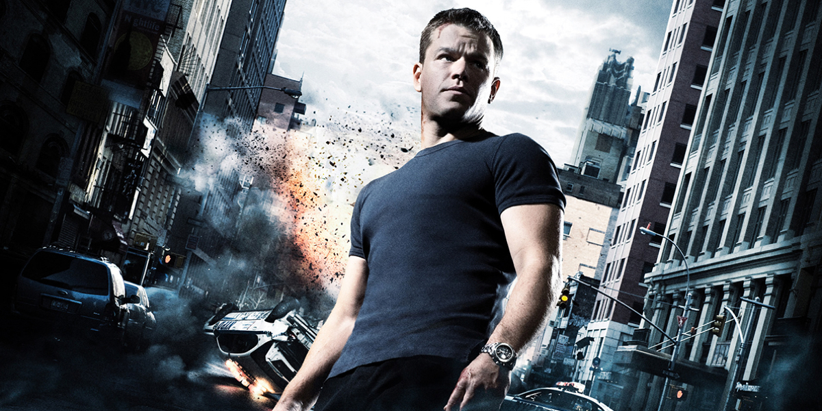 Image result for bourne franchise
