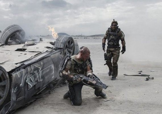 'Elysium' Trailer: 'District 9′ Director Neil Blomkamp's ...