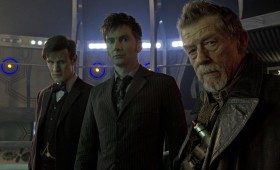 Doctor Who 50th Anniversary Special Images; New Regeneration Details
