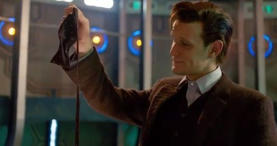 Matt Smith Doctor Who Time of the Doctor Regeneration Doctor Who: Peter Capaldis Doctor Revealed   What Do You Think? [Video]