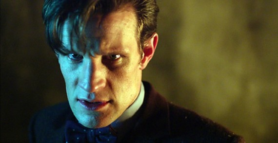 Matt Smith as the Doctor in the Doctor Who 50th anniversary special 570x294 Star Wars: Episode 7: Jason Flemyng Confirms Audition; Doctor Who Star Matt Smith Rumored