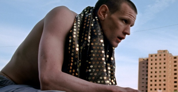Matt Smith in Lost River Ryan Goslings Lost River Gets Its First Teaser Clip
