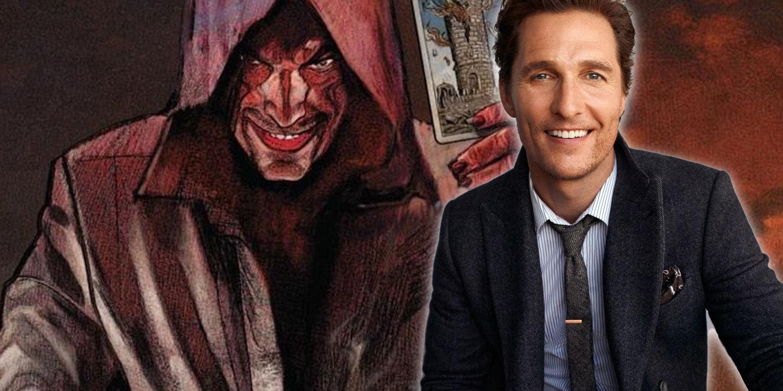 Matthew McConaughey in The Dark Tower