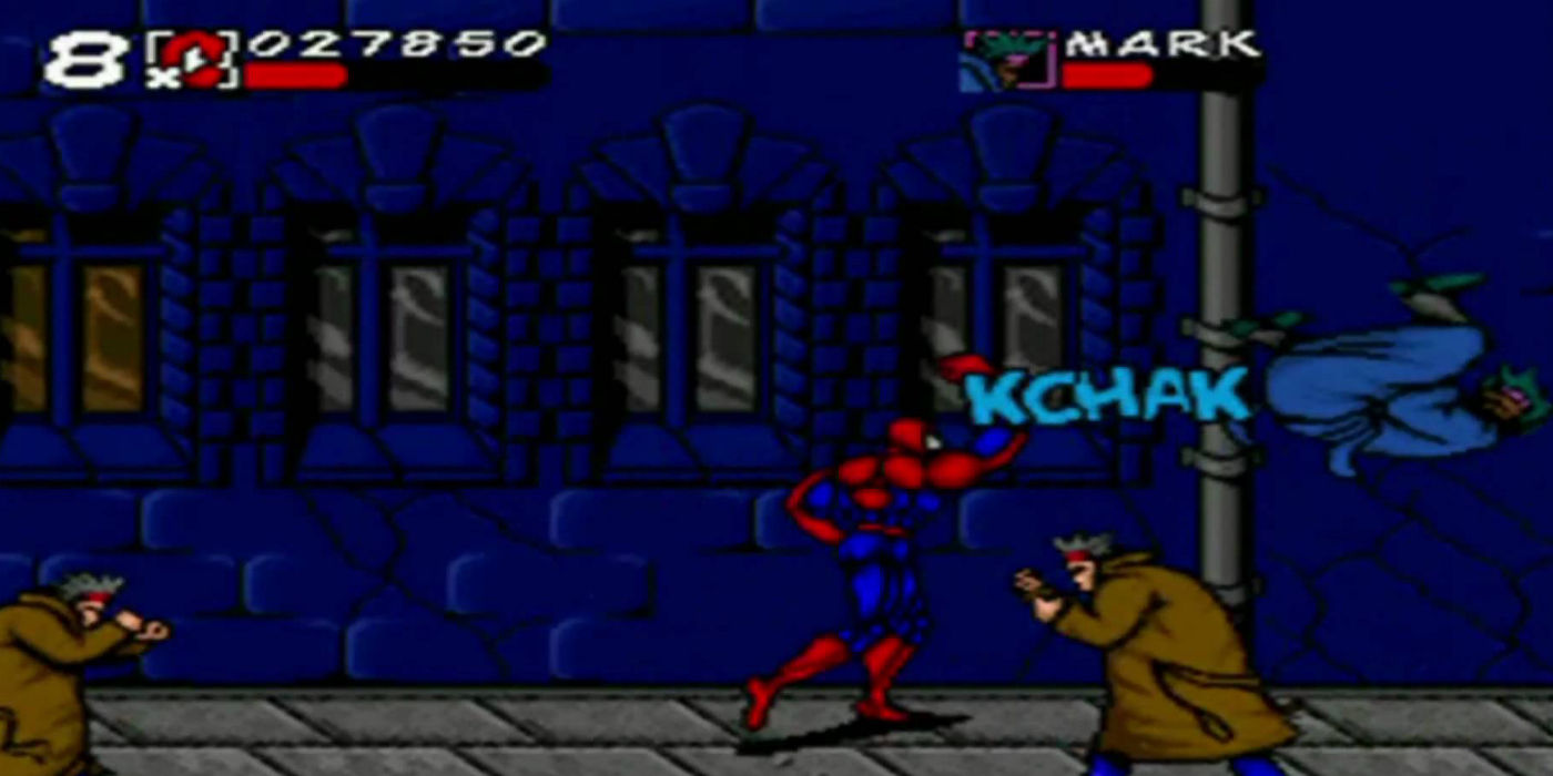 12 Terrible Video Games Based on Comic Books