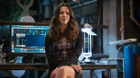 Maya Hansen Rebecca Hall in Iron Man 3 Iron Man 3 Actress Rebecca Hall Joins Johnny Depp in Transcendence