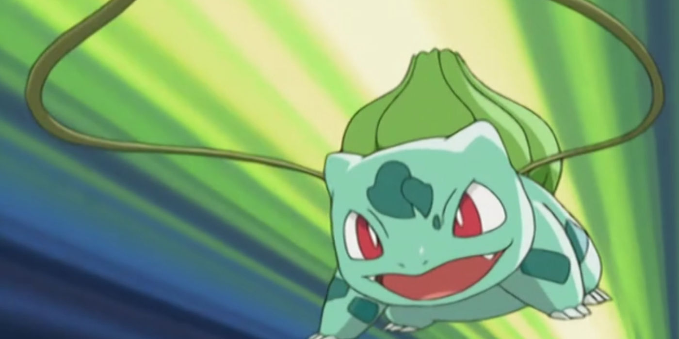 POTW: - Pokémon of the Week #1: Bulbasaur, Ivysaur ...