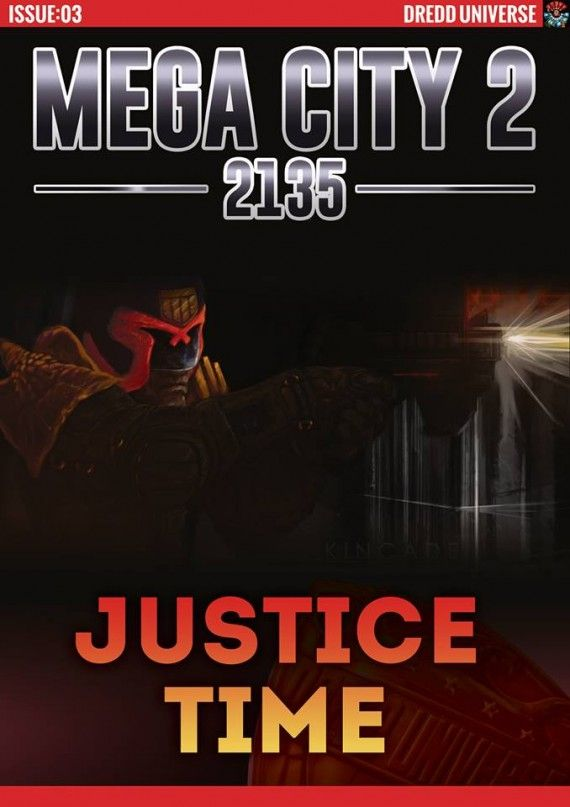 Mega City Two 2135 570x807 SR Geek Picks: Dredd Fan Comic, Superhero Swimwear and More