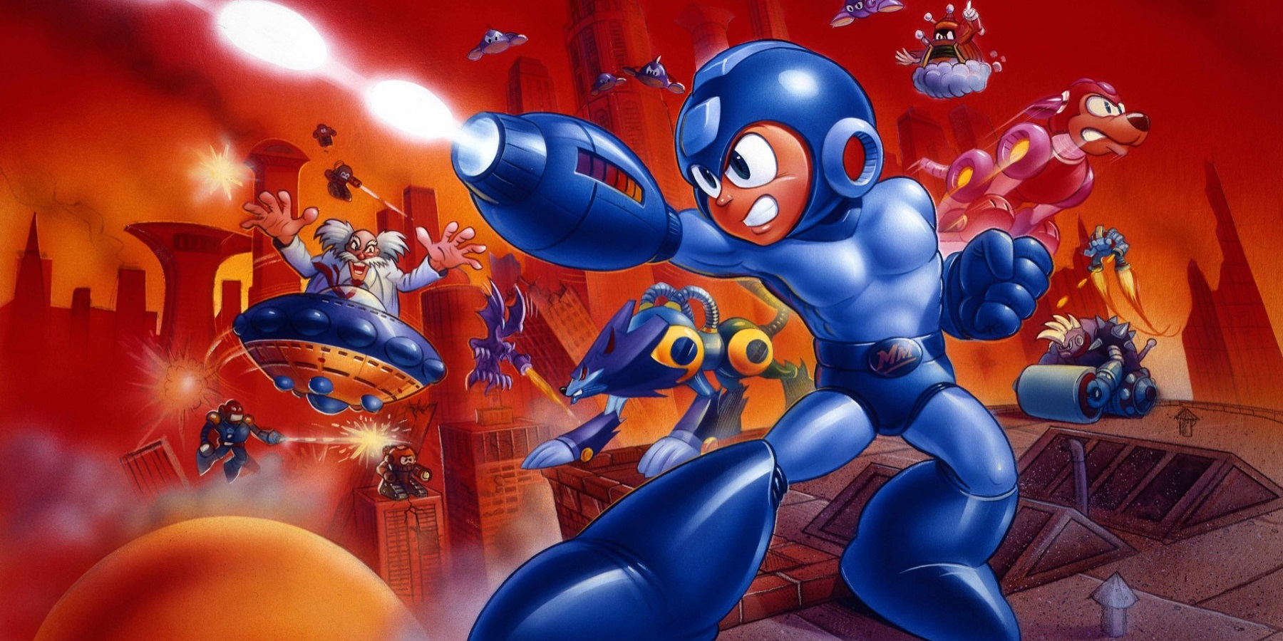 Image result for mega man