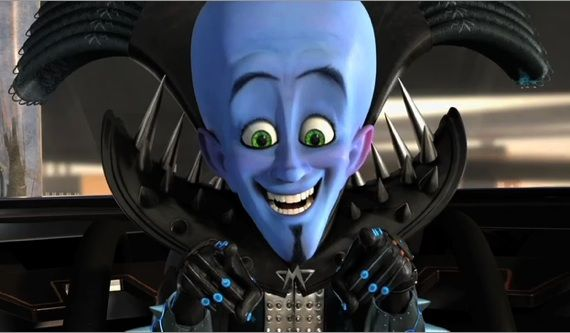 Megamind2 First Five Minutes of 'Megamind'