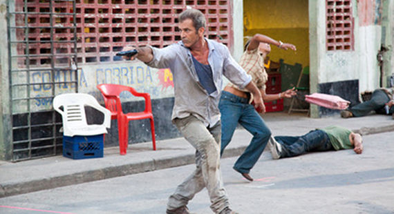 Mel Gibson as Driver in Get the Gringo Get the Gringo Review