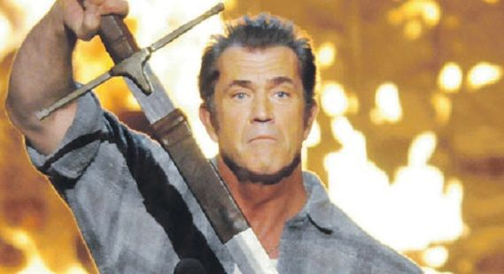 Mel Gibson talks Berserker Mad Max and Maccabee Mel Gibson Talks Berserker, Maccabee & Mad Max: Fury Road