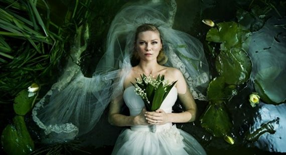 Melancholia Kirsten Dunst Screen Rants 2011 Fall Movie Preview