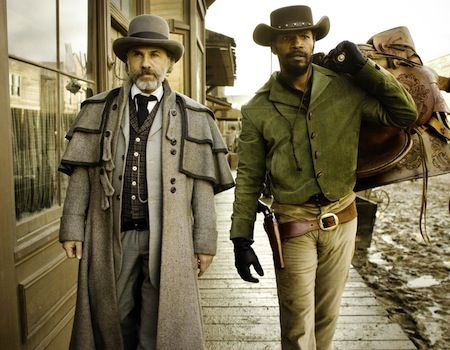 Memorable Tarantino List - Django Unchained