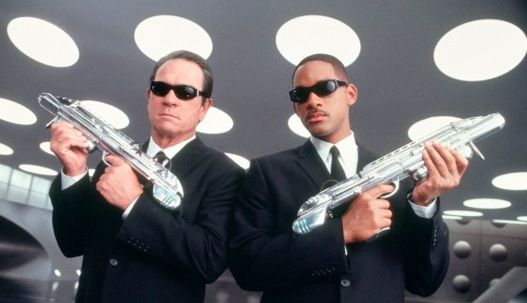 Men In Black 3D Men In Black 3 Set For Summer 2012