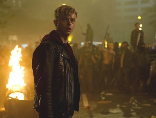 Metallica Through The Never starring Dane DeHaan (2013)