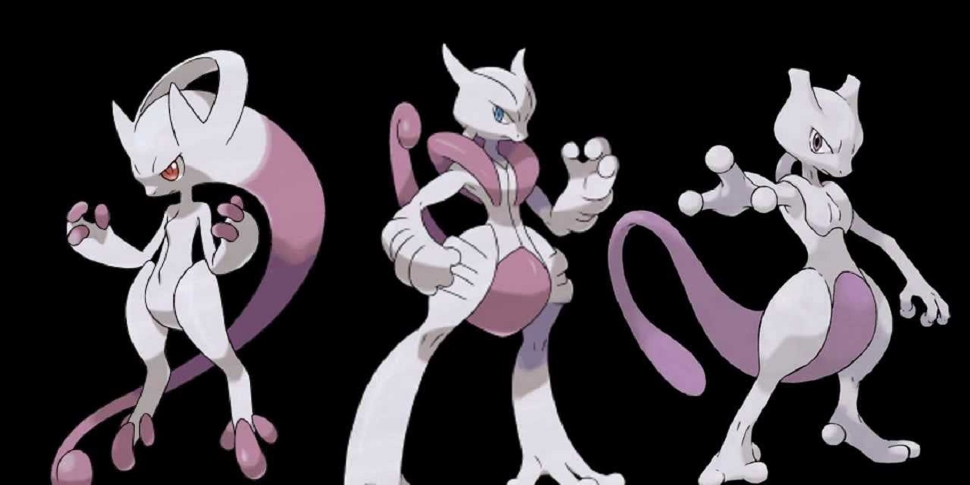 Pok mon 12 things you didn t know about mewtwo - Mewtwo y mega evolution ...