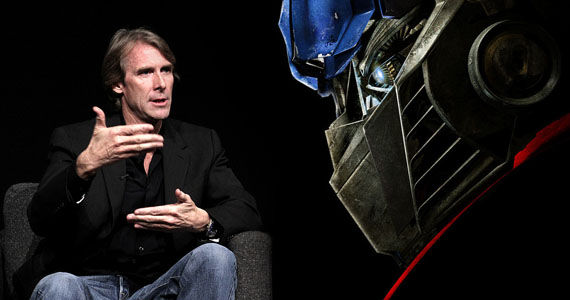 Michael Bay Transformers 4 Transformers 4: Peter Cullen Returning as Optimus Prime; Michael Bay Talks Next Chapter