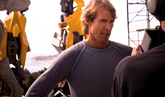 Michael Bay discusses Transformers 3 Dark of the Moon Michael Bay Talks Transformers: Dark of the Moon Story & 3D