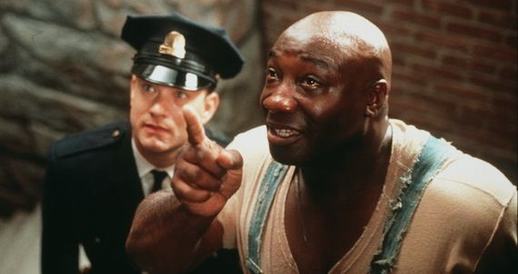Michael Clarke Duncan in The Green Mile Michael Clarke Duncan Dead at 54