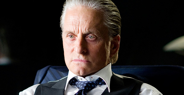 Michael Douglas in Wall Street 2 Michael Douglas is Playing Hank Pym in Marvels Ant Man