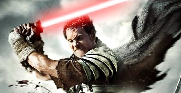 Michael Fassbender Jedi Sith Lightsaber Star Wars 7 Star Wars 7: More Rumored Cast Members & Plot Details