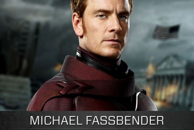 Michael Fassbender as Magneto 634x425 Mutants Clash in X Men: Days of Future Past Images