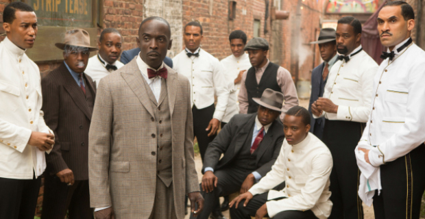 Michael K. Williams as Chalky in Boardwalk Empire White Horse Pike Boardwalk Empire: Are Chalkys Days Numbered?