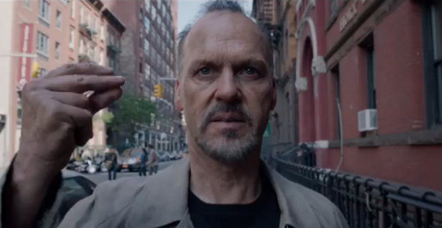 Michael Keaton Birdman Birdman Trailer: Michael Keaton is a Former Superhero Star