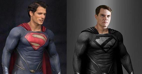 Michael Shannon Talks Henry Cavill Superman Man of Steel Man of Steel: Michael Shannon Praises Henry Cavills Superman & Zack Snyders Direction