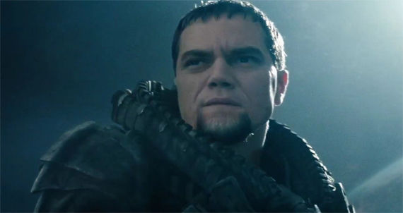 Michael Shannon as General Zod Man of Steel Interview: General Zod is Not a Villain, Superman Is Down to Earth