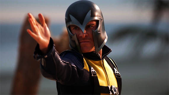 Michael fassbender young magneto x men first class Michael Fassbender Talks X Men: First Class & Young Magneto