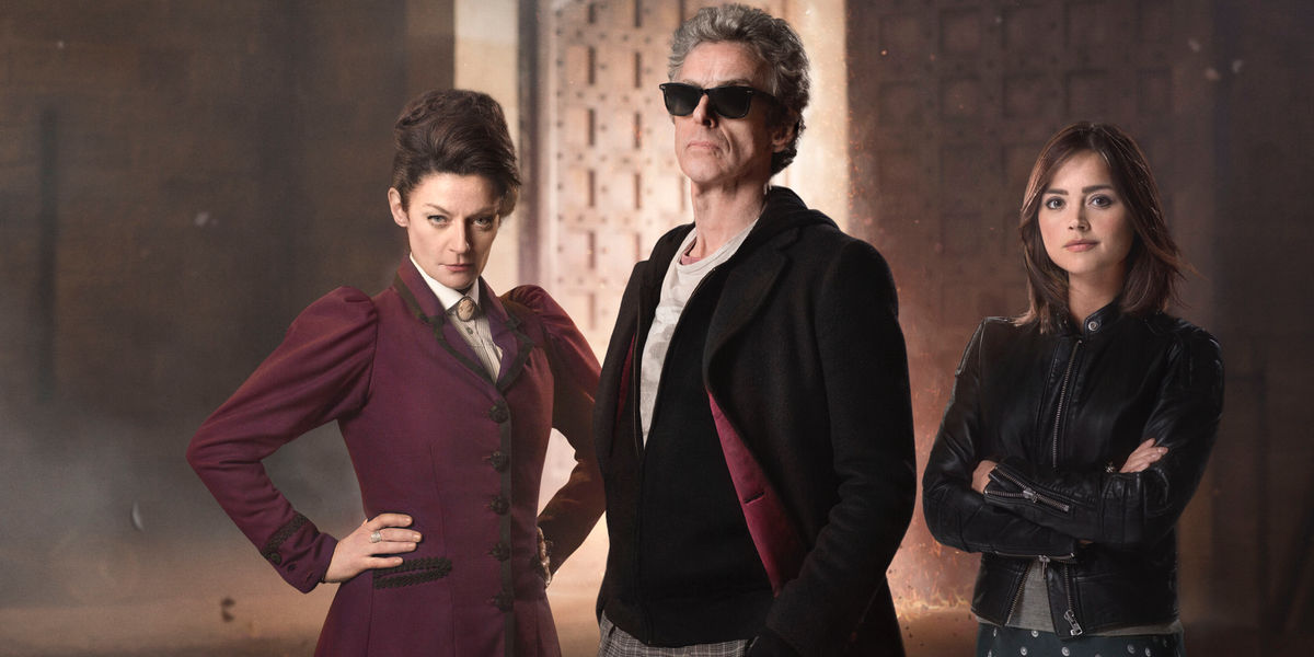 Doctor Who Season 10 Christmas Special.The Rpgpundit A Note On Doctor Who