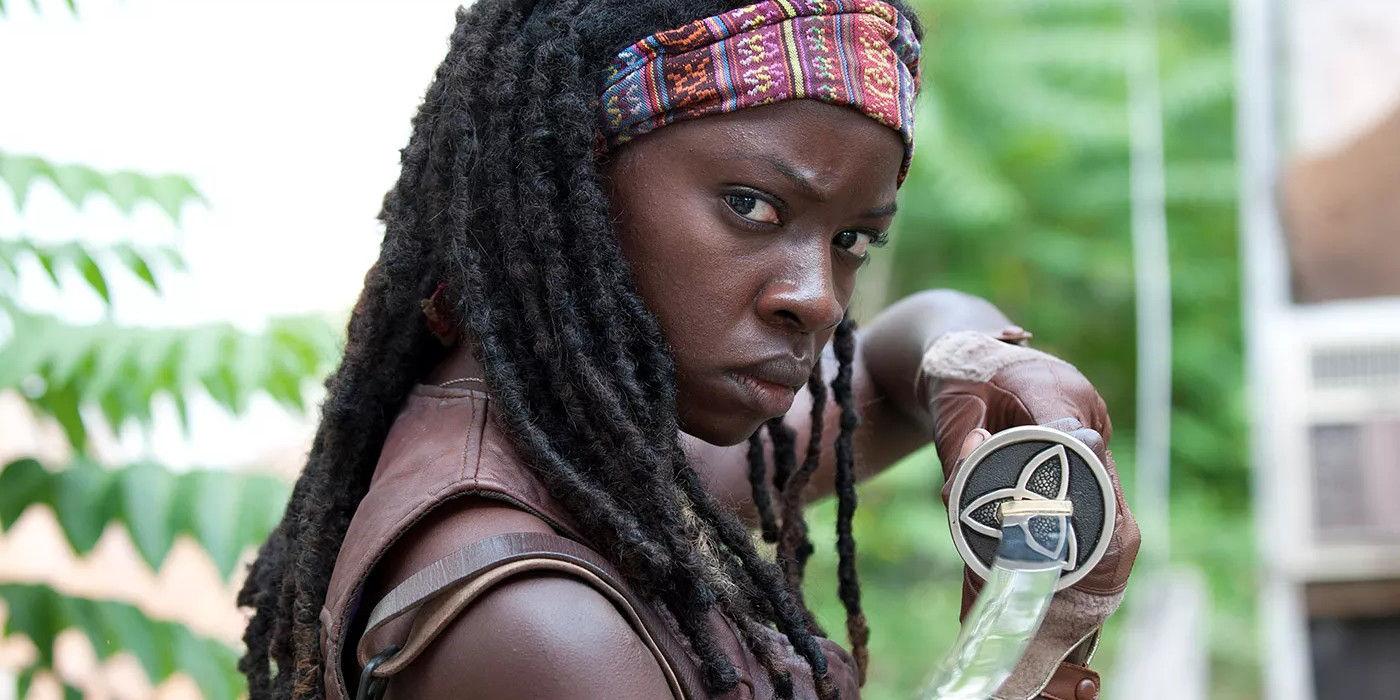 The Walking Dead's Danai Gurira Talks Black Panther & Tupac Biopic