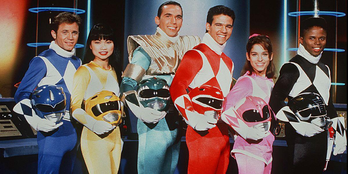 Hasil gambar untuk Power Rangers