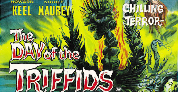 Mike Newell Direct Day of Triffids Remake Movie News Wrap Up: Fifty Shades of Grey, Clerks 3 & More