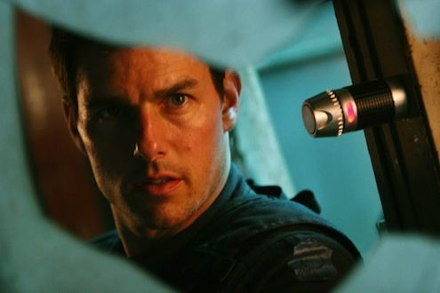 Mission Impossible III Tom Cruise Cruise Gets One Shot in 2013; Mission: Impossible 4 Shifts Dates