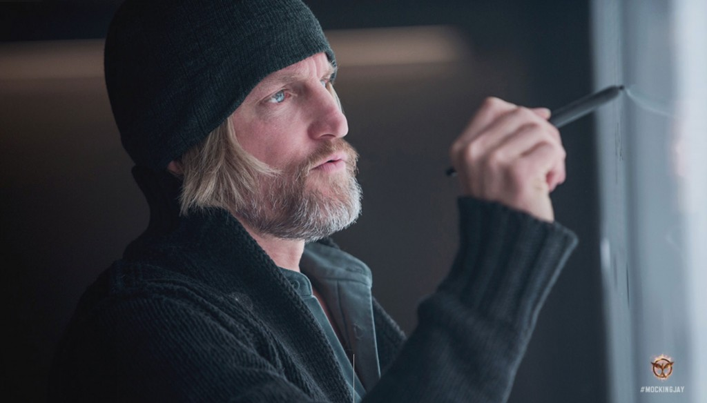 Mockingjay Part 1 Woody Harrelson 1024x584 Hunger Games: Mockingjay   Part 1: First Images, Digital Poster, and More