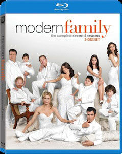 Modern Family DVD Blu ray DVD/Blu ray Breakdown: September 20, 2011