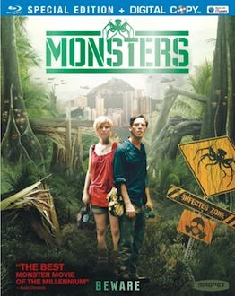 Monsters DVD blu ray box art DVD/Blu ray Breakdown: February 1st, 2011