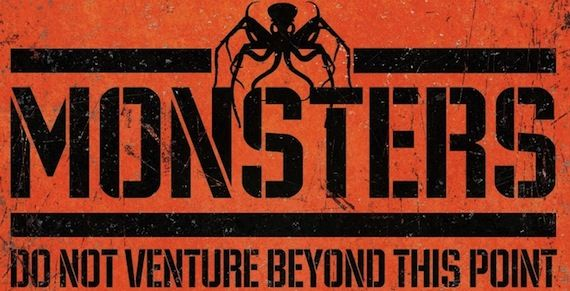 Monsters Film Gareth Edwards Official Monsters Trailer Channels District 9