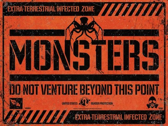 Monsters Gareth Edwards Official Monsters Trailer Channels District 9
