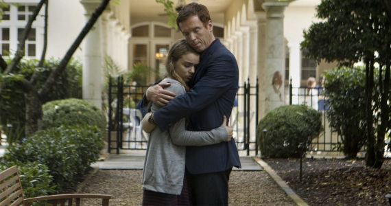 Morgan Saylor and Damian Lewis in Homeland The Clearing Homeland Season 2, Episode 7 Review – Power Plays