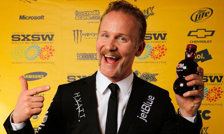 Morgan Spurlock The Greatest Movie Ever Sold1 Interview: Morgan Spurlock on The Greatest Movie Ever Sold