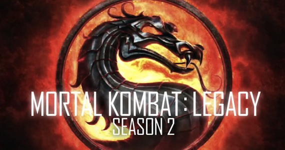 Mortal Kombat Legacy Season 22 Mortal Kombat: Legacy Season 2 Review   Fatality or Flawless Victory?